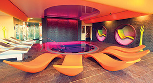 Butlins Events Spa Facilities