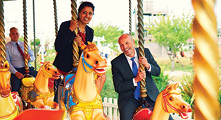 Butlins Events Traditional Fairground rides